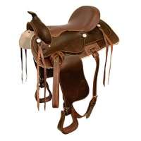 SELLE WESTERNE CHEVAL
